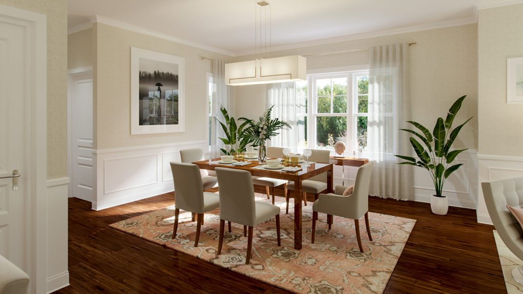 Birch Dining Room