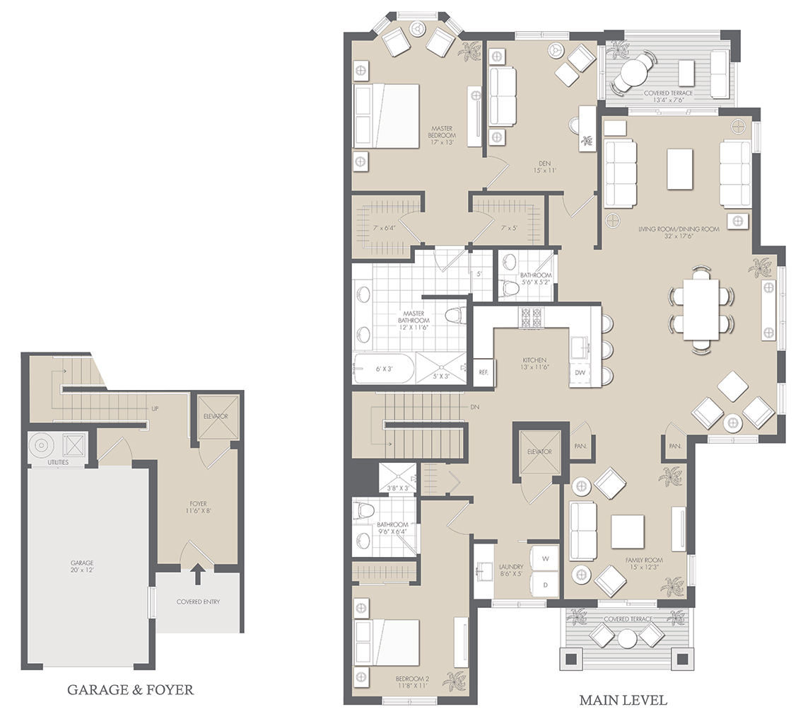 Residences Floor Plans Seasons Elwood